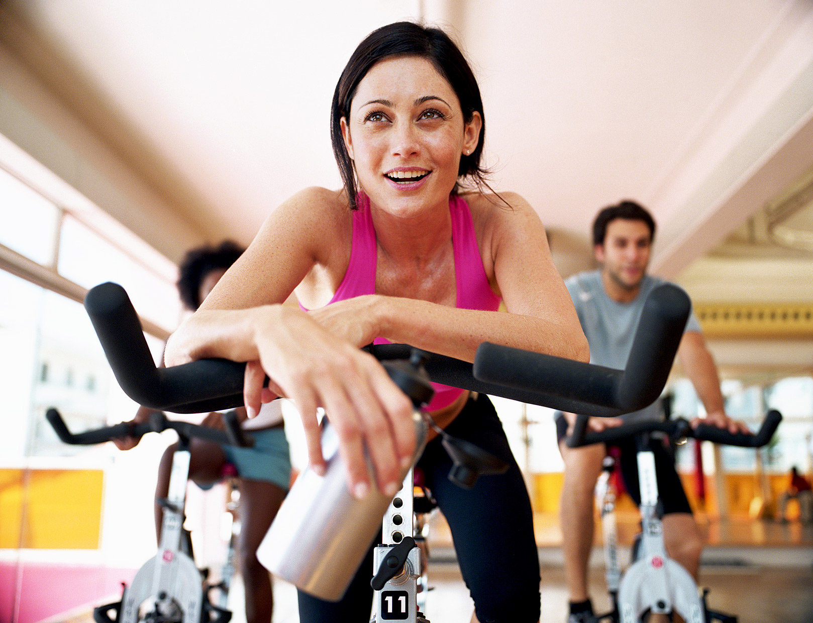 Exercise Shows How To Get Health Fitness