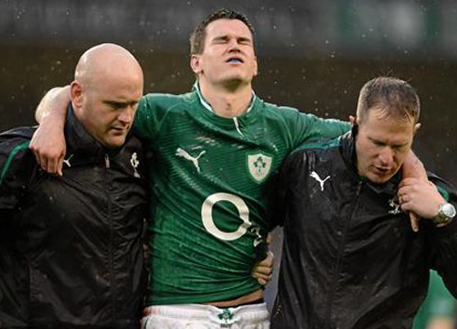 Exercise modification for injured rugby players