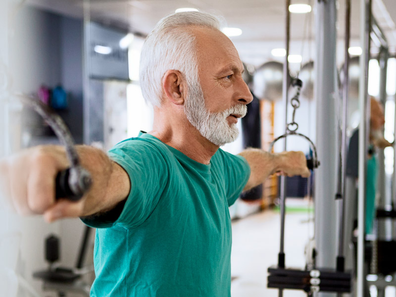 Testosterone Therapy for Older Men